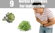 9 Herbal Remedies For Indigestion