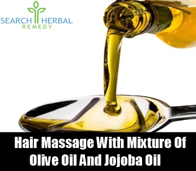 Olive oil and Jojoba Oil