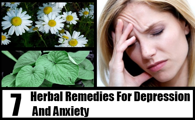 Natural Remedies For Severe Depression