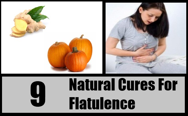 How To Cure Flatulence And Gas Naturally