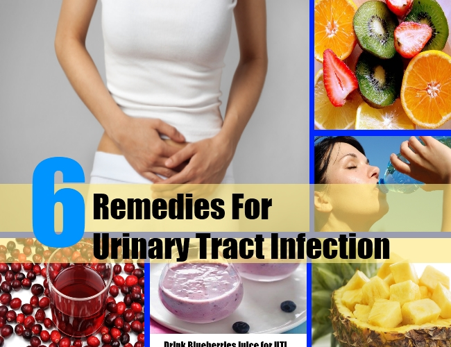 Natural Remedy For Urinary Tract Infection While Pregnant