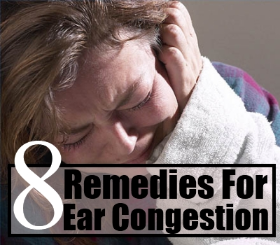 Advise you. Adult congestion ear