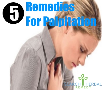 Home Remedy For Palpitation