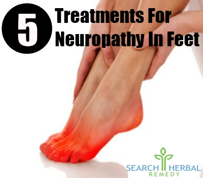 neuropathy in your feet