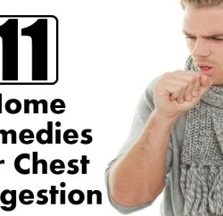 home remedies for chronical chest congestion