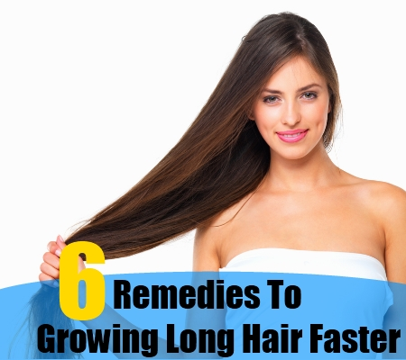 6 Reme s For Growing Long Hair Faster How To Get Long